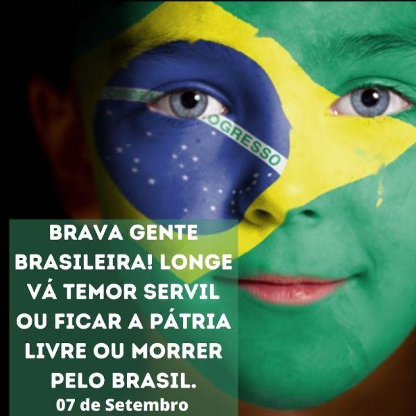 Brasil livre 07 de setembro