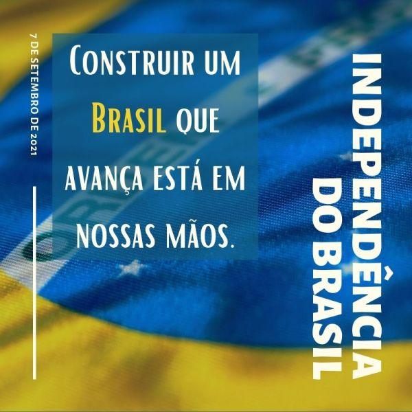 Meu Brasil, minha terra, minha pátria
