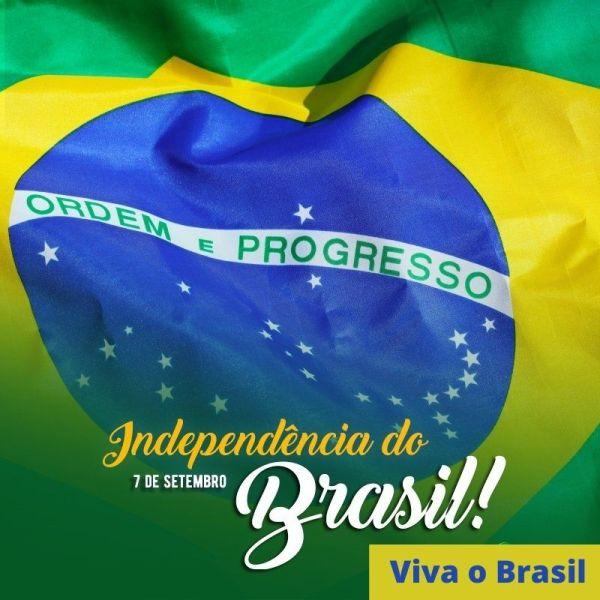 riquezas do meu Brasil 07 de setembro