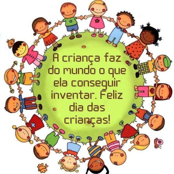 mundo encantado das crianças