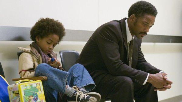 Will Smith contracena com seu filho Jaden Smith