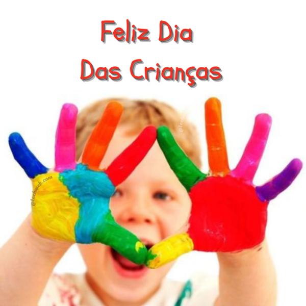 mensagens do dia das crianças