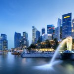 Singapore is a great springboard to the fintech industry but will local banks lose out? Source: Shutterstock