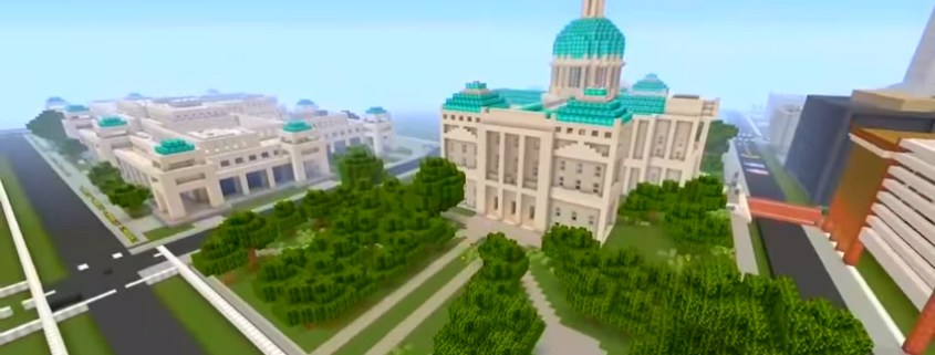 Indianapolis in Minecraft, Xbox One
