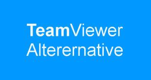 alternative to teamviewer