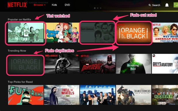 Flix Plus by Lifehacker
