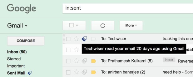 MailTag tracking