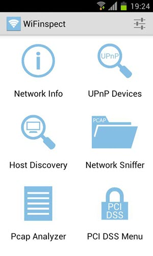 Best network sniffer for android