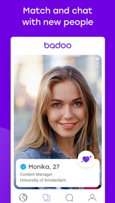 Dating sites similar badoo app