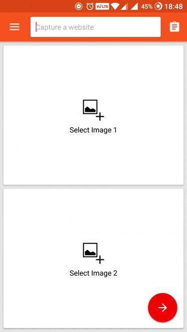 screenshot join vertical option