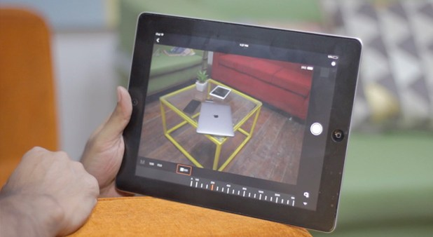 preview your DSLR screen on your iPad