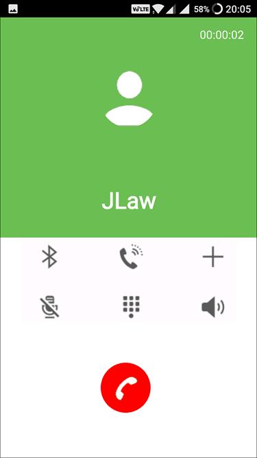 gogo call