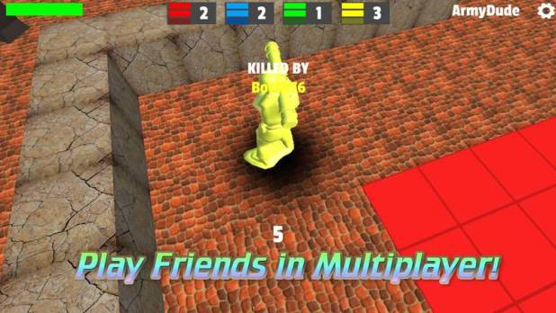 15 Best Offline Multiplayer Shooting Games For Android Techwiser