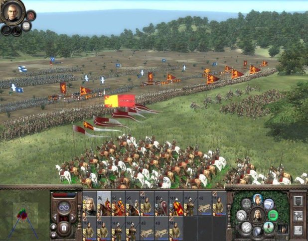 Medieval II- Total War