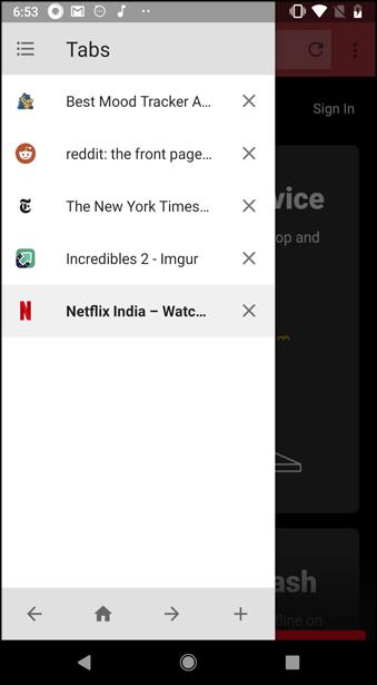 Adblock browser- Lightning Browser