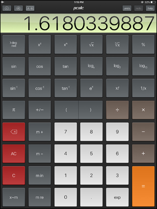 download calculator for ipad