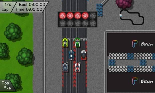 Electric Racing Free