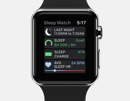 sleep watch apple watch sleep tracker app