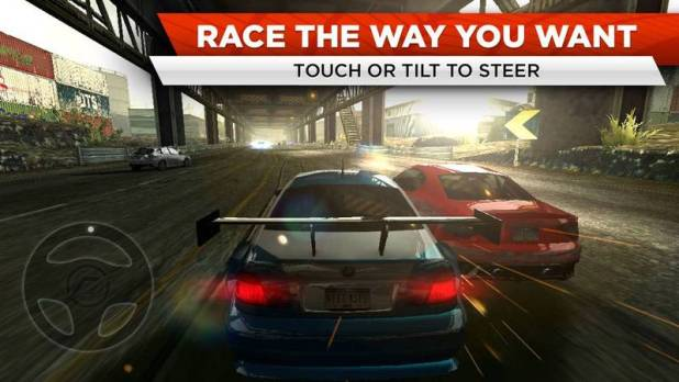 Need for Speed- Most Wanted