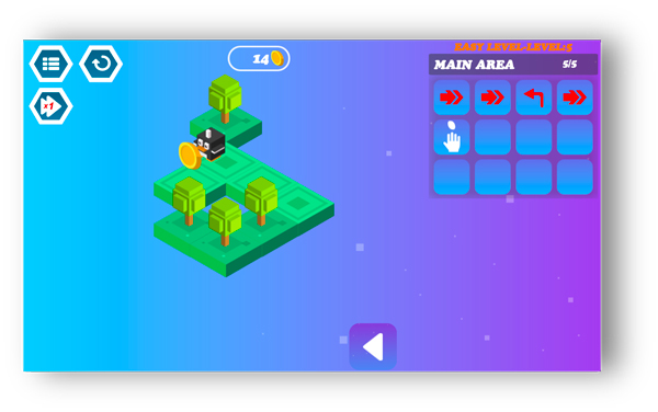 Algo City- coding apps for kids