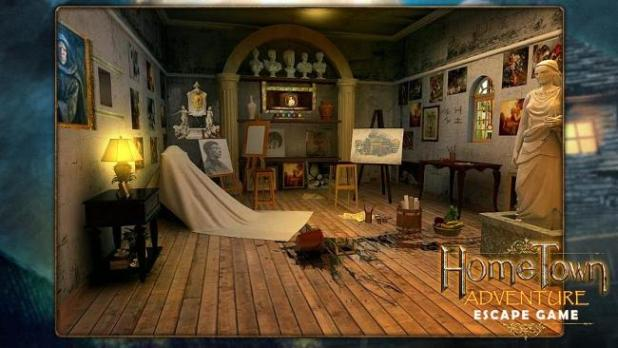 best Escape game apps- Home Town Adventure