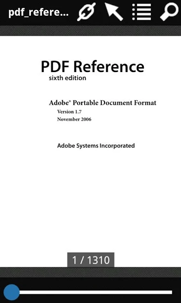 PDF Reader Apps for Android 10