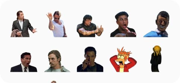 best sticker app for whatsapp- memes