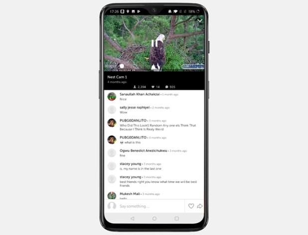 best live streaming apps- livestream