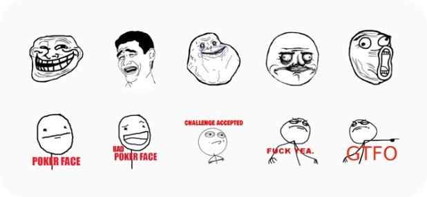 best stickers for whatsapp- meme