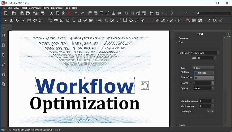 PDF Editor for Linux and Ubuntu 5