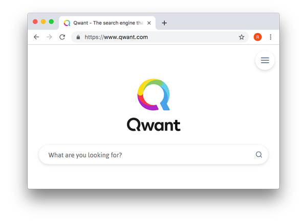 qwant.com - Best Private Search Engines