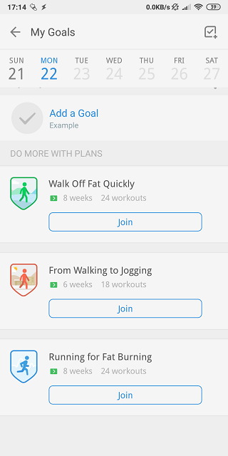 Step Counter or Pedometer Apps for Android 4