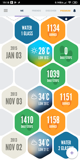 Step Counter or Pedometer Apps for Android 5