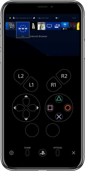 PS4 Remote Play App on Android