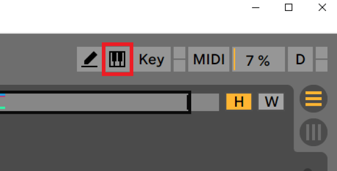 Ableton Live Key mapper