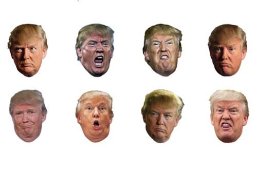 donald trump stickers