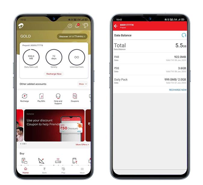 Airtel App
