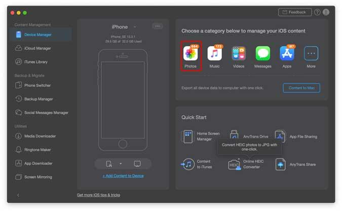 delete iphone data