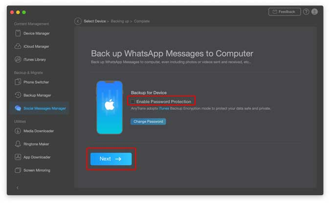 backup whatsapp too with this tool