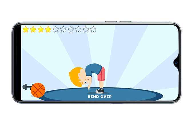 Morning exercises for kids Kids Workout Apps