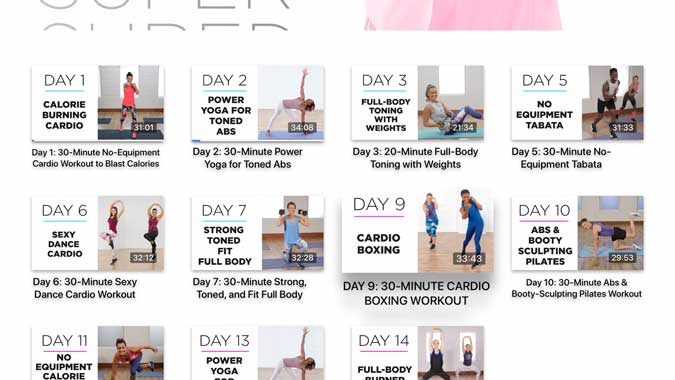 actvie by popsugar- workout apps for apple tv