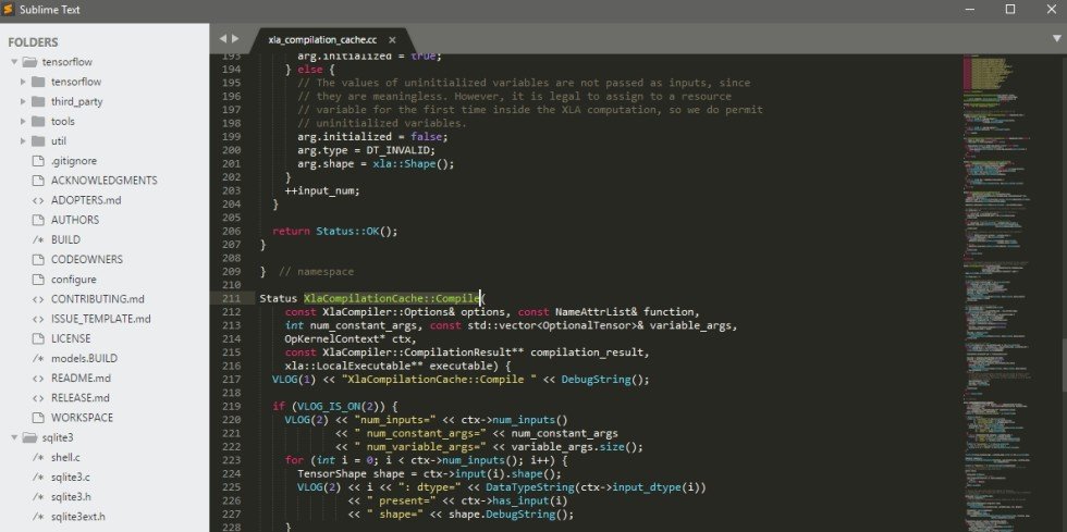 advanced search in sublime text using Goto