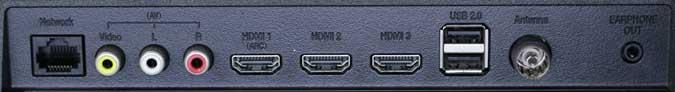 Mi tv port array