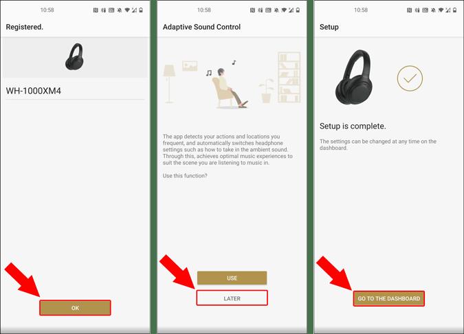 connect-xm4-to-headphones-app