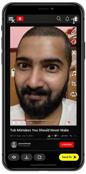 YouTube Caption