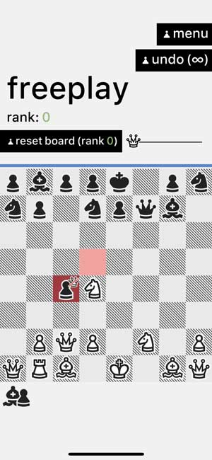 really bad chess ui on ios