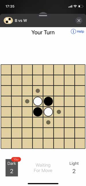 checkers game for imessage