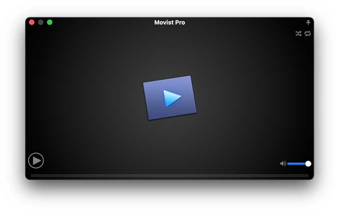 movist pro video player that is designed for m1 mac