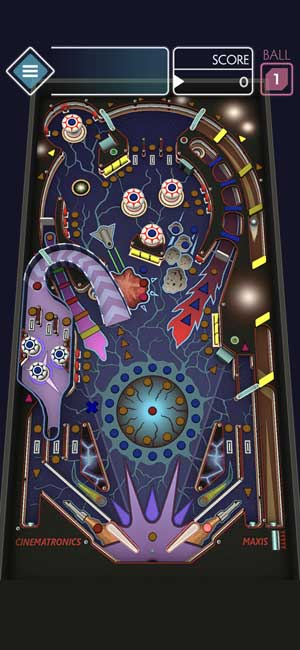 pinball game for iphone