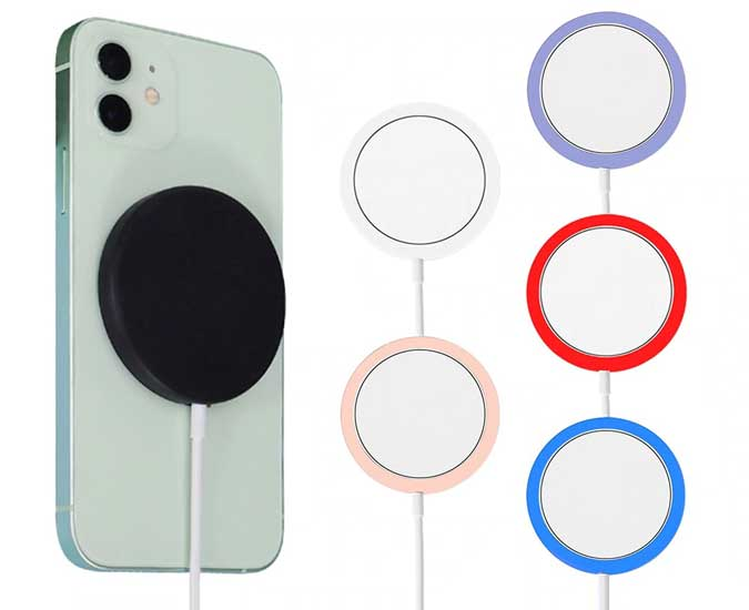 silicone case for magsafe puck